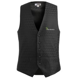 View a larger, more detailed picture of the Swirl Brocade Vest - Men s