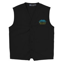 View a larger, more detailed picture of the Apron Vest with Chest Pocket