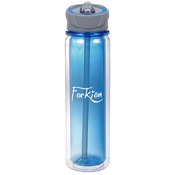 View a larger, more detailed picture of the Hydrate Tritan Sport Bottle - 18 oz
