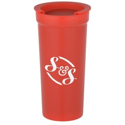 View a larger, more detailed picture of the Lock It Lid Tumbler - 16 oz