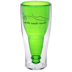View a larger, more detailed picture of the Tip Top Tumbler - 12 oz