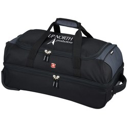 View a larger, more detailed picture of the Wenger 22 Drop Bottom Duffel