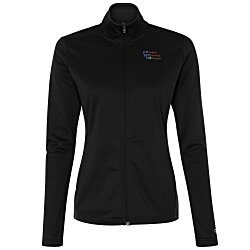 View a larger, more detailed picture of the Champion Performance Colorblock Jacket - Ladies