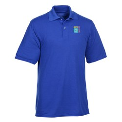 View a larger, more detailed picture of the Jerzees Performance Sport Polo