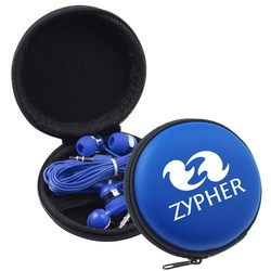 View a larger, more detailed picture of the Sound Off Ear Buds with Case