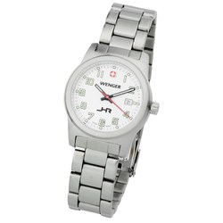 View a larger, more detailed picture of the Wenger Field Watch w Bracelet - Ladies