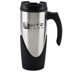 View a larger, more detailed picture of the High Sierra Travel Mug - 14 oz