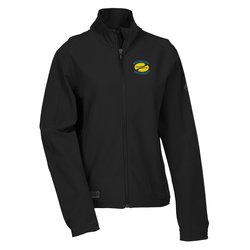 View a larger, more detailed picture of the Dri Duck Precision Soft Shell Jacket - Ladies