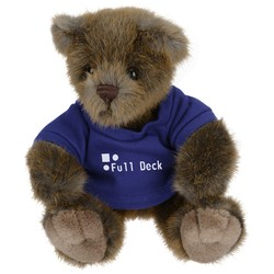 View a larger, more detailed picture of the Mink Bear - Ash Brown - Closeout