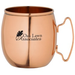 View a larger, more detailed picture of the Moscow Mule Rounded Mug - 12 oz
