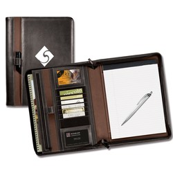 View a larger, more detailed picture of the Stratford Zippered Writing Portfolio Set