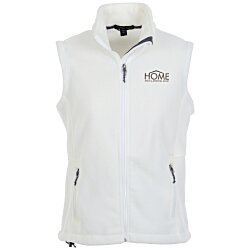 View a larger, more detailed picture of the Crossland Fleece Vest - Ladies
