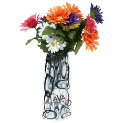 View a larger, more detailed picture of the Eco-Flexi Vase - Closeout
