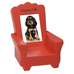 View a larger, more detailed picture of the Picture Frame Chair Stress Reliever - Closeout
