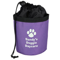 View a larger, more detailed picture of the Perky Pet Treat Container - Closeout