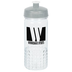 View a larger, more detailed picture of the Clear Impact Out of the Block Bottle - 16 oz - 24 hr