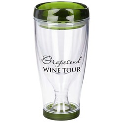 View a larger, more detailed picture of the Ice Vino2Go Tumbler - 10 oz