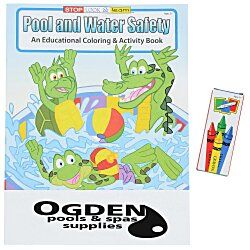 View a larger, more detailed picture of the Fun Pack - Pool & Water Safety
