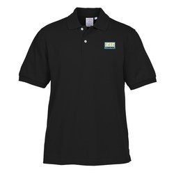 View a larger, more detailed picture of the Brooks Brothers Cotton Performance Polo - Men s