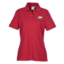View a larger, more detailed picture of the Brooks Brothers Cotton Performance Polo - Ladies