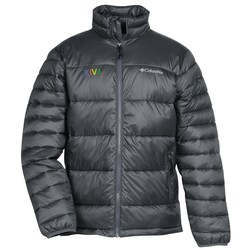 View a larger, more detailed picture of the Columbia Frost Fighter Puffy Jacket - Men s