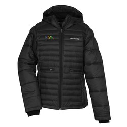 View a larger, more detailed picture of the Columbia Powder Pillow Puffy Jacket - Ladies
