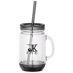 View a larger, more detailed picture of the Game Day Color Pop Mason Jar - 20 oz - 24 hr