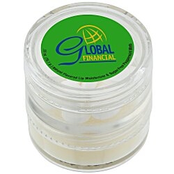 View a larger, more detailed picture of the Double Stack Lip Moisturizer with Peppermints - 24 hr
