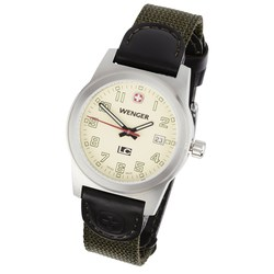 View a larger, more detailed picture of the Wenger Field Classic Watch - Ladies