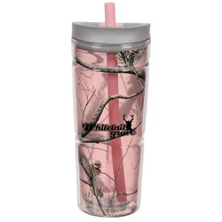 View a larger, more detailed picture of the Bubba Realtree Envy Tumbler - Pink Camo - 24 oz