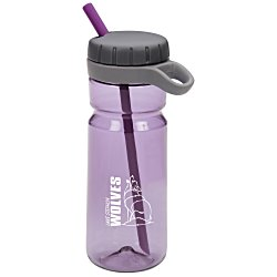 View a larger, more detailed picture of the OXO Twist Straw Bottle - 24 oz