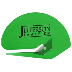 View a larger, more detailed picture of the Newton Letter Opener - Translucent - Closeout