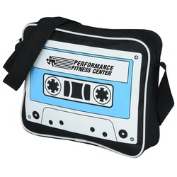 View a larger, more detailed picture of the Iconic Tablet Tote - Cassette