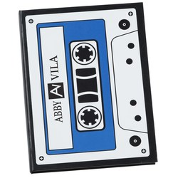View a larger, more detailed picture of the Iconic Notebook - Cassette