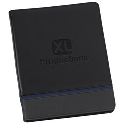 View a larger, more detailed picture of the Cross Prime Zippered Padfolio - 24 hr