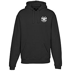 View a larger, more detailed picture of the J America 10 oz Premium Hooded Sweatshirt - Screen