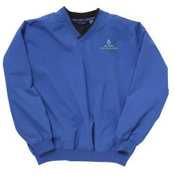 View a larger, more detailed picture of the Lined Microfiber Windshirt