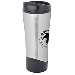 View a larger, more detailed picture of the Cara Wave Travel Tumbler - 18 oz - 24 hr