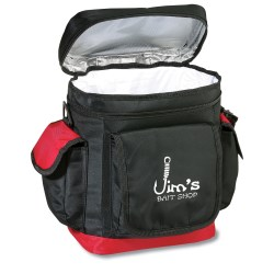 View a larger, more detailed picture of the All-In-One Insulated Lunch Carrier