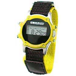 View a larger, more detailed picture of the Sporty Day Watch Stopwatch