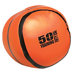 View a larger, more detailed picture of the Pillow Ball - Basketball