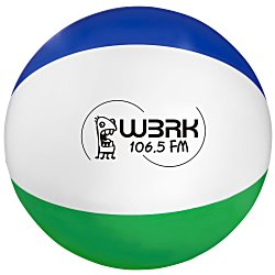 View a larger, more detailed picture of the Beach Ball - 24 Multicolor Panel