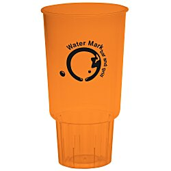 View a larger, more detailed picture of the Car Cup - 32 oz - Jewel