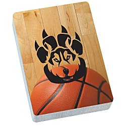 View a larger, more detailed picture of the Basketball Playing Cards