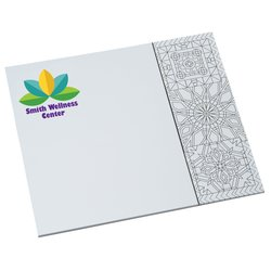 com bic color in paper mouse pad geometric hr  com bic color in paper mouse pad geometric 24 hr 137789 geo 24hr imprinted your logo