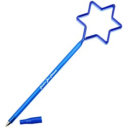 View a larger, more detailed picture of the Inkbend Standard - Star of David - 2