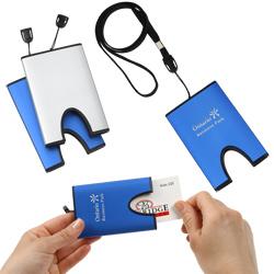 Sleek Business Card Holder