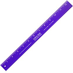 View a larger, more detailed picture of the iCool Plastic Ruler - 12
