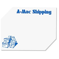 View a larger, more detailed picture of the Post-it&reg Custom Notes - Box - 50 Sheet