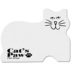 View a larger, more detailed picture of the Post-it&reg Custom Notes - Cat - 50 Sheet
